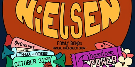 Nielsen Family Band Annual Halloween Show tickets