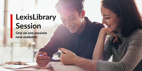 LexisLibrary Drop-in Session tickets