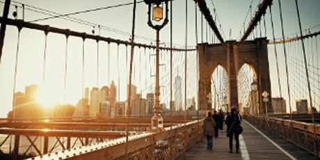 Brooklyn Bridge Sunset Walking Tour tickets