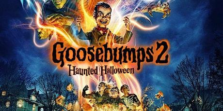 GOOSE-BUMPS 2 | Drive-In Movie Night | Wilmington Pop Warner Fundraiser tickets