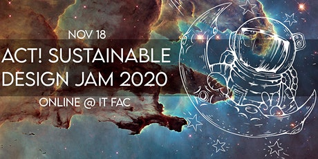 Act Sustainable DesignJam 2020 tickets