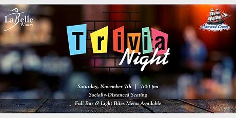 Trivia Night at LaBelle Winery tickets