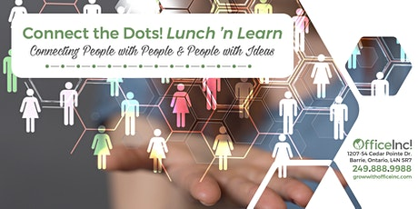 Connect the Dots!  Lunch 'n Learn:  Adapt & Connect! tickets