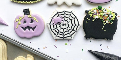 Halloween Cookie Decorating Workshop - Morning Session tickets