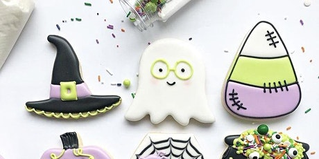 Halloween Cookie Decorating Workshop - Afternoon Session tickets