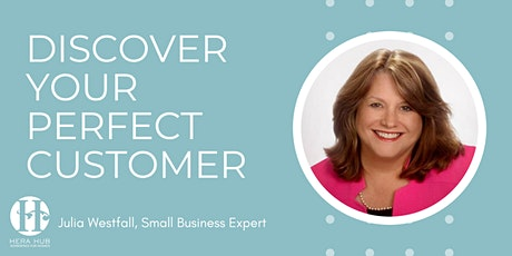 Discover Your Perfect Customer tickets