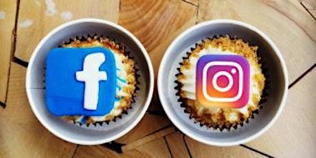Advertising on Facebook & Instagram (Online Workshop) tickets
