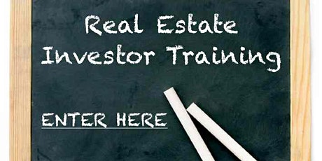 STOP Living Paycheck to Paycheck-Invest In Real Estate tickets