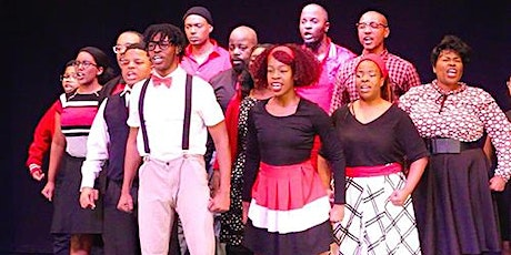 "Arts Discovery Educational Series: ""The Movement, an acapella musical"" tickets"