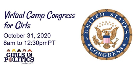 Virtual Camp Congress for Girls