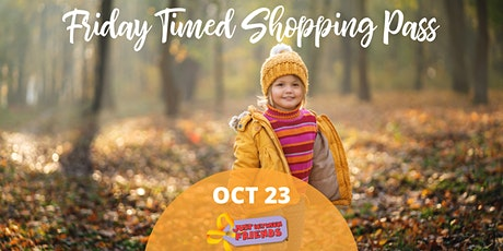 FRIDAY Shopping Pass- JBF Pittsburgh North Fall 2020 tickets