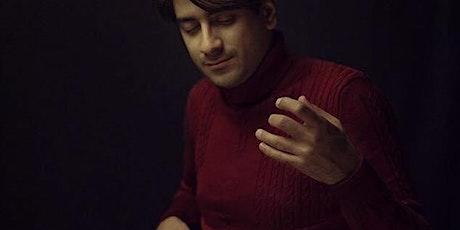 Les impromptus de la Barbue: Anâssor (musique perse) billets