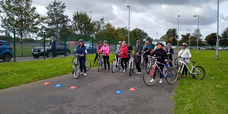 Free women-only cycling session