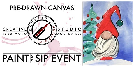 Paint & Sip | Christmas Gnome tickets