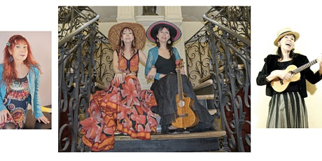 Two Naughty Dames of Paris – Maria Sweeney and Isabelle Sojfer tickets