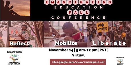 Emancipating Education Fall 2020 Conference tickets