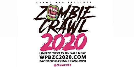 West Palm Beach Zombie Crawl 2020 tickets