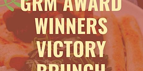 GRM Awards Winners Victory Brunch tickets