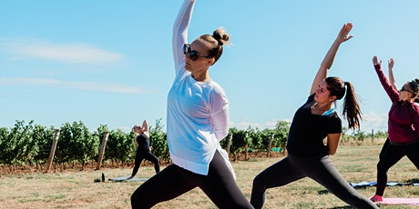 MOMS NIAGARA ACTIVE - FALL Yoga + Wine FOR ALL at Ravine tickets