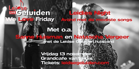 We Love Friday:  Hitzone, de beste Leidse zangers. tickets