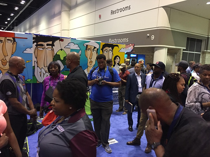 AFRICAN AMERICAN GOLF EXPO AND FORUM image