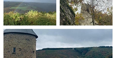 Château de Bourscheid - circular hike tickets