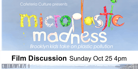 Film Discussion - Tiny plastic, colossal problem:  what we can do now tickets