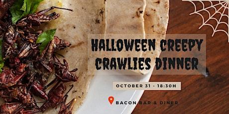 Halloween Creepy Crawlies Dinner tickets