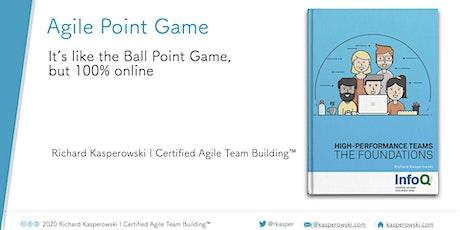 Agile Point Game Facilitator Training tickets