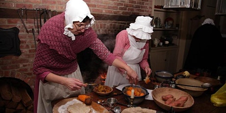 Our Day of Thanks! A 19th Century Thanksgiving Celebration! tickets