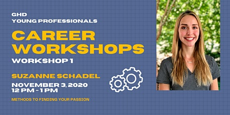 GHD Young Professionals - Career Workshop 1 tickets