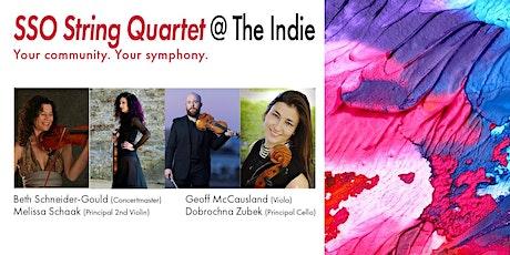 SSO String Quartet @ The Indie tickets