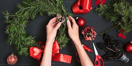 Christmas Wreath Workshop tickets