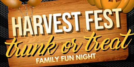 Harvest Fest Trunk or Treat tickets