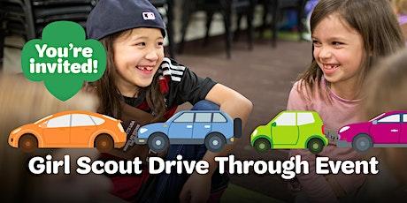 Girl Scout Drive-Through Sign-Up Event-Eden Prairie