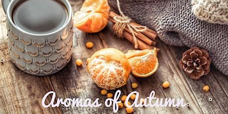 Aromas of Autumn tickets
