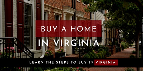 Virginia Housing (VHDA) and other First Time Buyer  Programs [Webinar] tickets