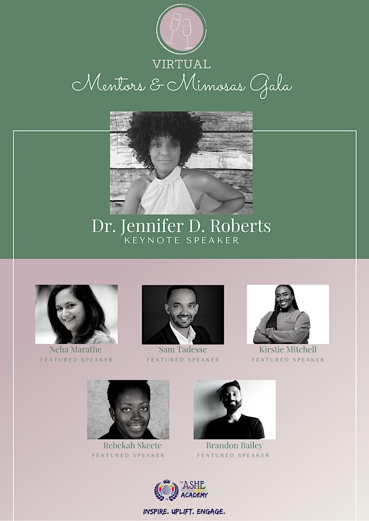 Virtual Mentors & Mimosas Gala image