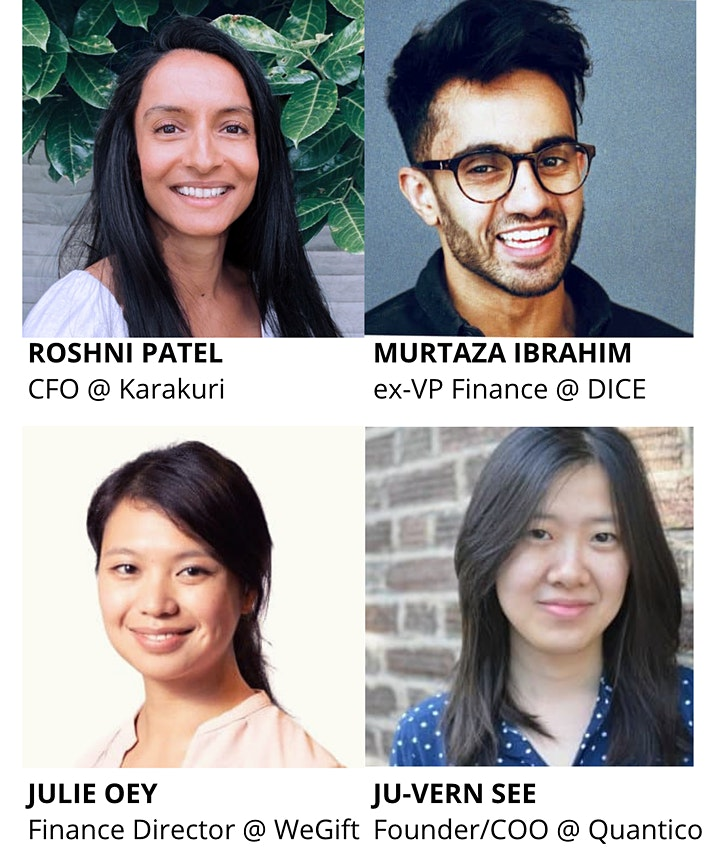 Finance for Ops #6: How to Hire a Finance Team? [ONLINE PANEL] image