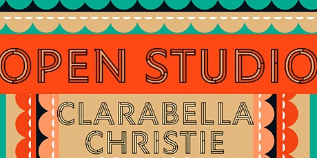 Clarabella Christie Invites you to Christmas Open Studios at Abbot House tickets