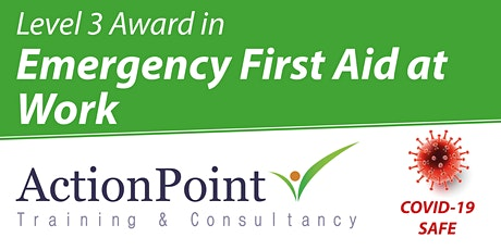 1 Day - Emergency First Aid at Work tickets