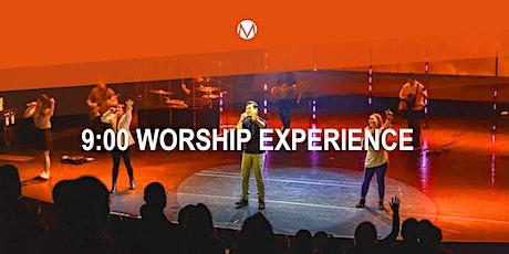 9:00AM Worship tickets