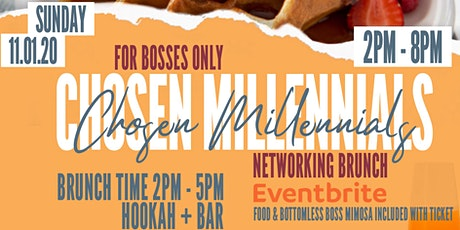 FOR BOSSES ONLY - Networking Brunch tickets