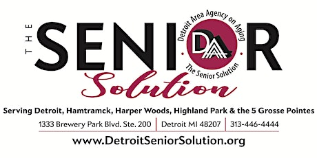 Medicare Open Enrollment and Detroit Area Agency on Aging MMAP Couselors tickets