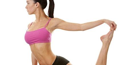 Lezione di prova corso ginnastica metodo PILATES  ONLINE biglietti