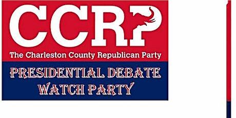 CCRP - Presidential Debate Watch Party - YORKTOWN THEATER - Patriots Point tickets