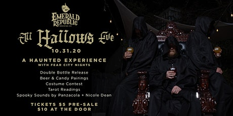 All Hallows Eve at Emerald Republic Brewing Co. tickets