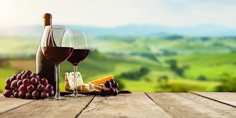 Soirée dégustation Vins - Tour de France des vins ! billets