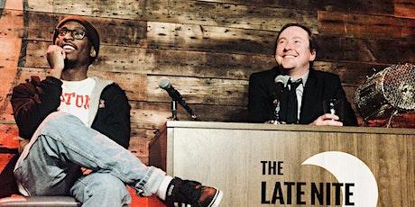 SUNDAY NOVEMBER 29: THE LATE NITE MIC tickets