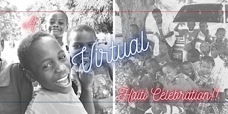 A Virtual Haiti Celebration tickets